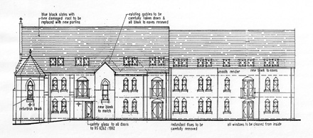 residential drawing